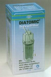 Диатомовые фильтры для аквариума