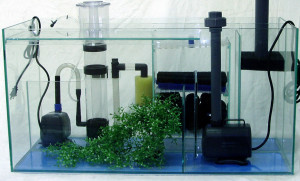 Электрические фильтры для аквариума