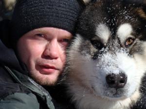 Порода собаки и хозяин